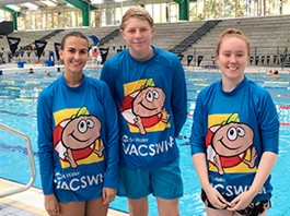 Why You Should Become A VACSWIM Instructor